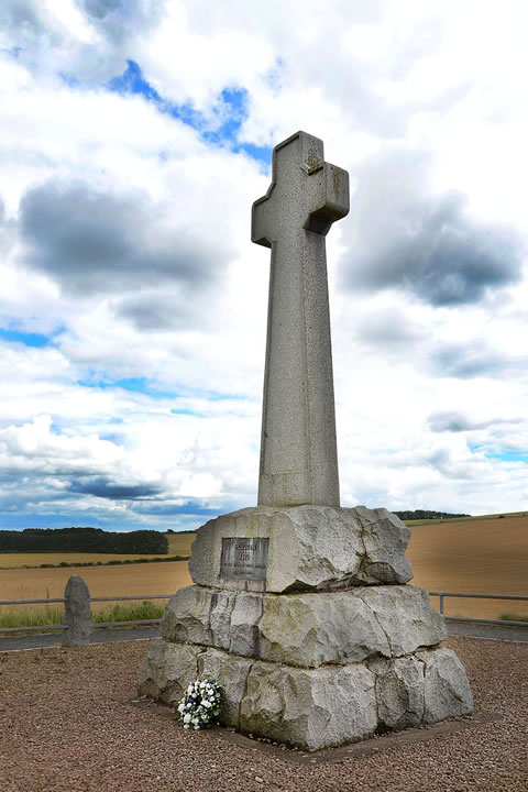 Battle of Flodden memorial